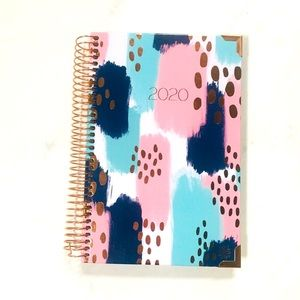 🌺4 Items $25🌺 Bloom Spiral Daily Planner NWT